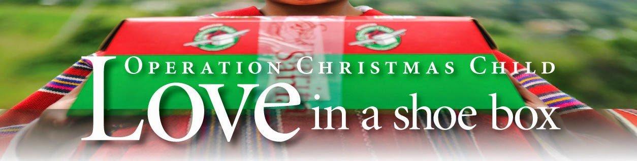 Corinth Reformed Church | Operation Christmas Child 2020